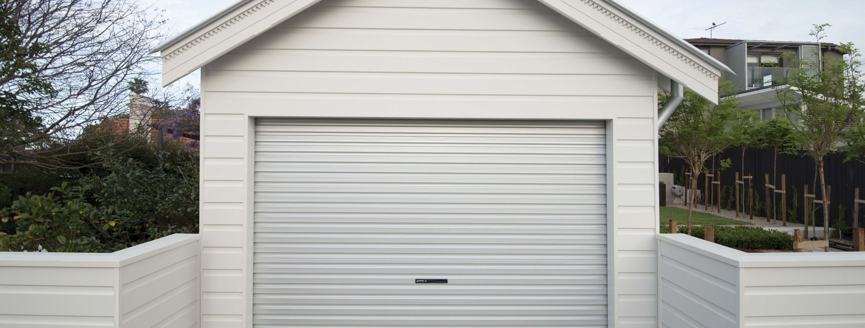 Garage Doors Colorbond 174 Steel